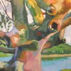 """Tylomquatree   Oil on Canvas"""