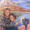 """Richard Morgan | Oil on Canvas"""